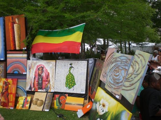 Ethiopian art – Ifest2008