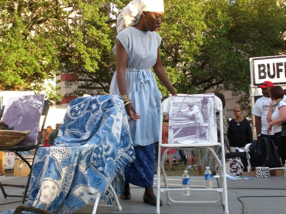 Queen Quet, Chieftess of the Gullah/Geechee Nation – Ifest 2