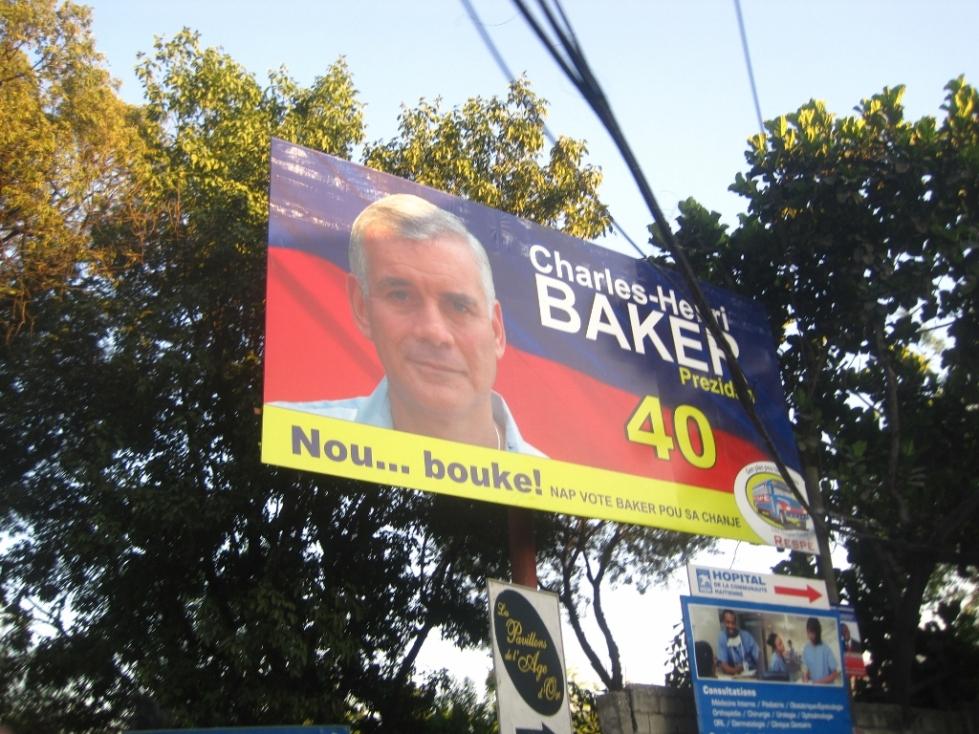 charles henri baker prezidan haiti