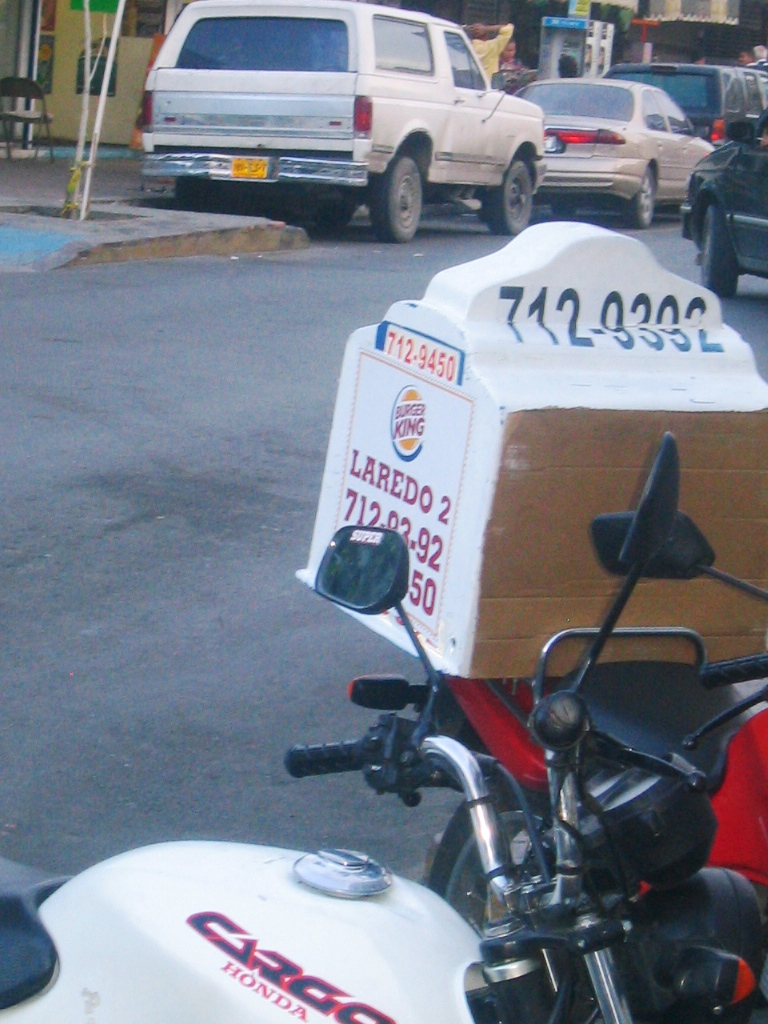 burger king delivery bike laredo 045