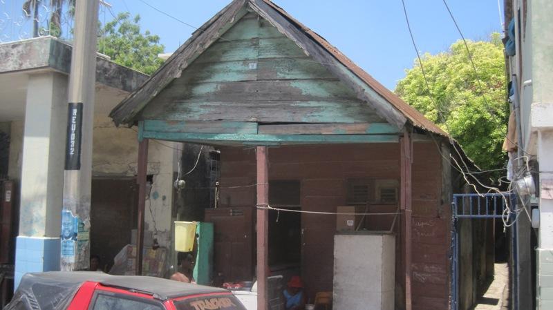 wooden house port au prince
