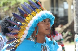 caifesta XI - suriname indigenous people at fort zeelandia (10)