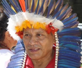 caifesta XI - suriname indigenous people at fort zeelandia (16)