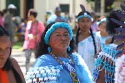 caifesta XI - suriname indigenous people at fort zeelandia (9)