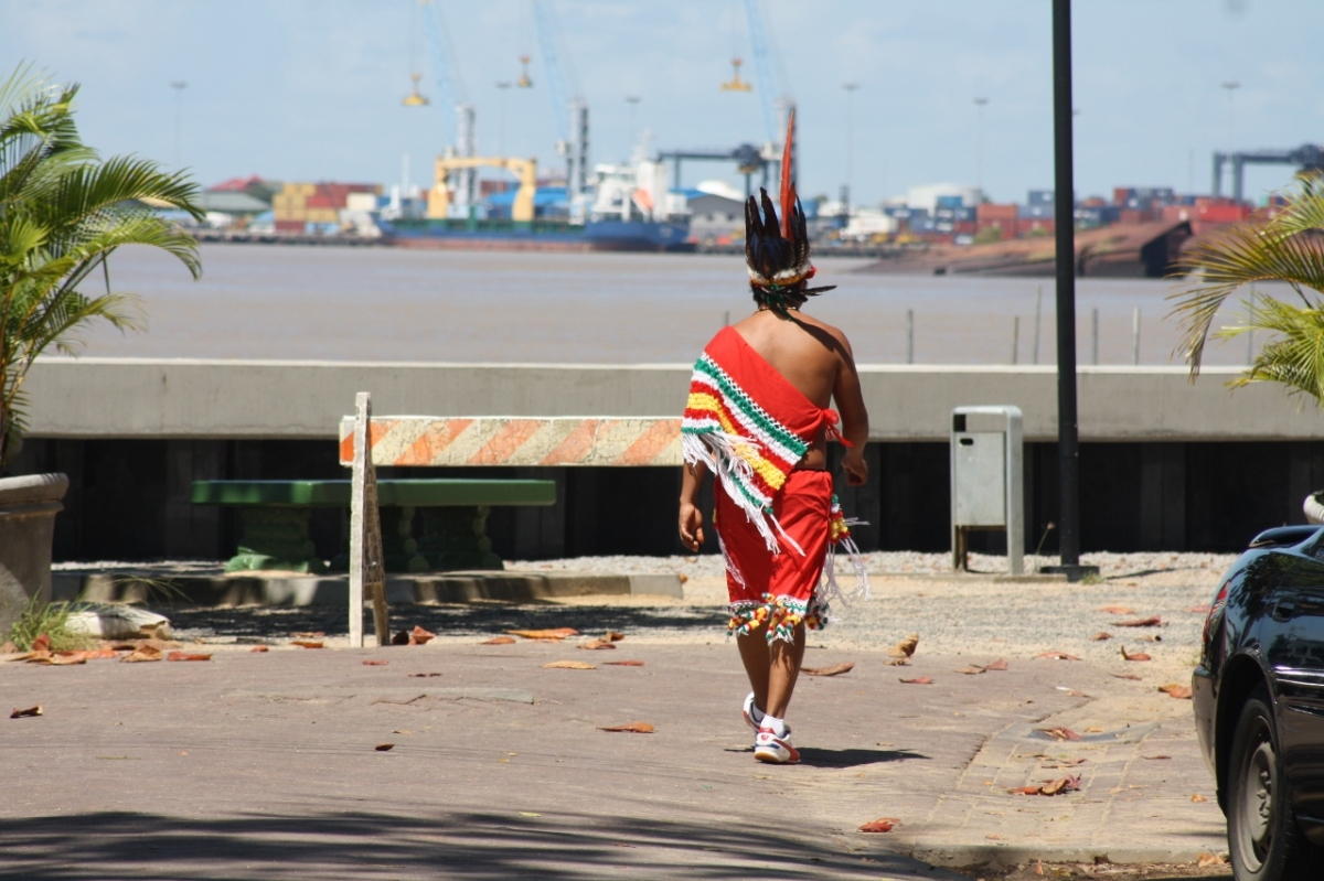 carifesta XI – suriname indigenous people @ fort zeelandia 2