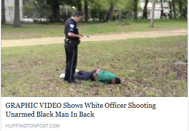 walter scott shot dead by michael slager