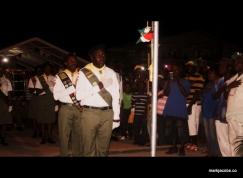 stanleytown village flag raising ceremony guyana (34)