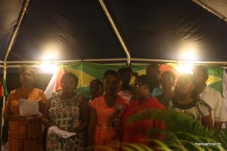 stanleytown village flag raising ceremony guyana (43)
