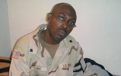 talbot rank clearly showing he was a specialist, not sergeant as stabroek news keeps publishing