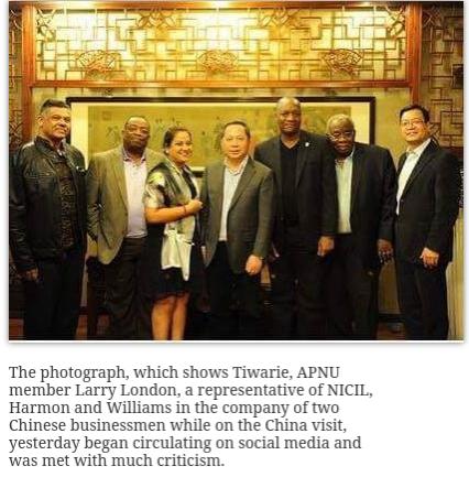 harmon tiwari williams london in china