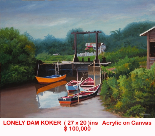 Lonely Dam Koker