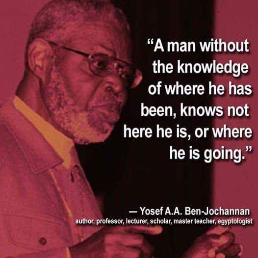 belief versus knowledge by dr. ben yosefjochannan