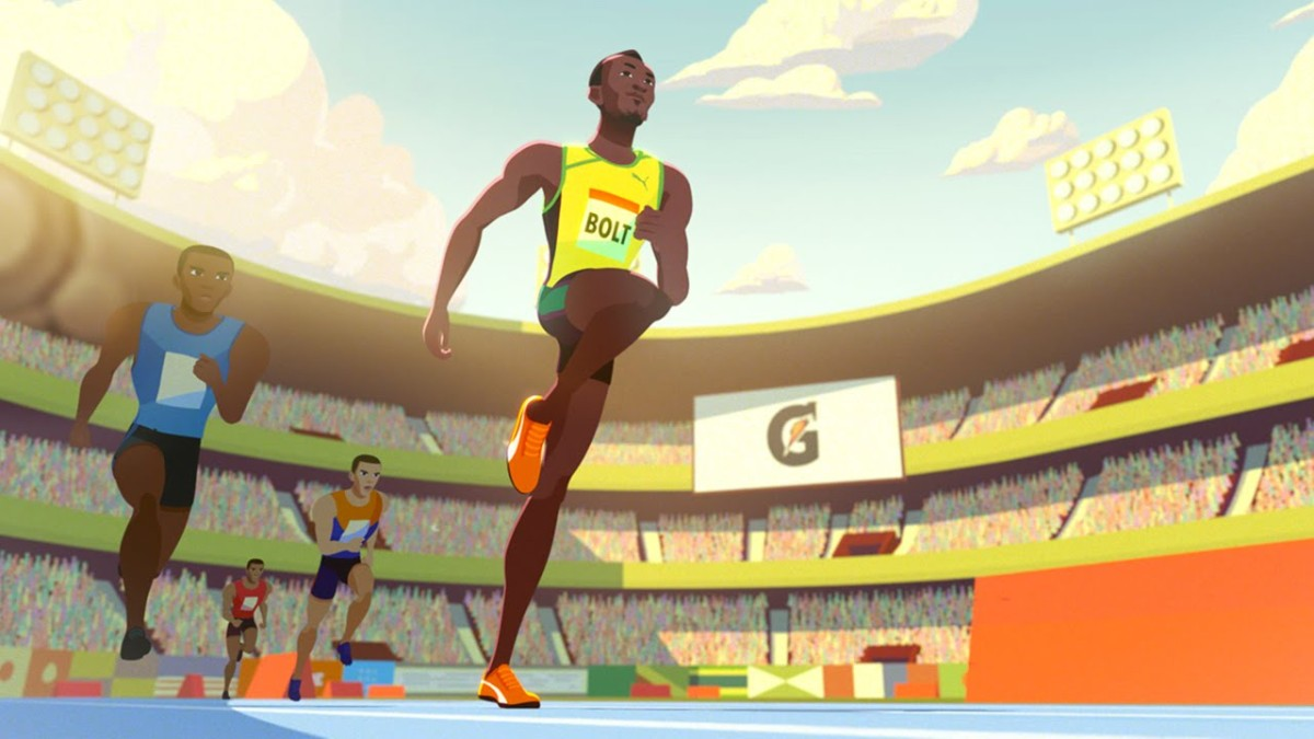 The Boy Who Learned to Fly | Usain Bolt animated movie