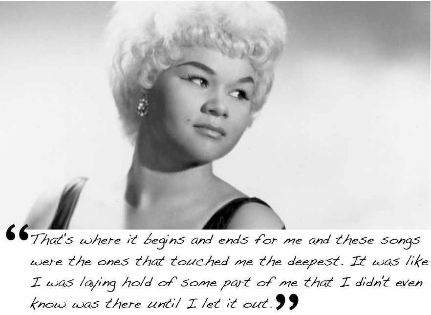 Etta James – I'd Rather Be Blind (Live at Montreux 1975)