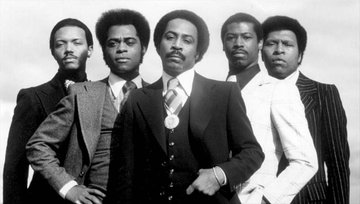 Harold Melvin & The Blue Notes – Satisfaction guaranteed or take yuh love back :-)