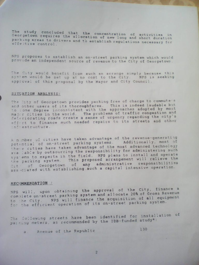 ifa kamau cush proposal to city hall page 2