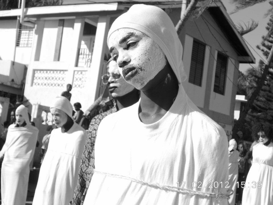 Ayiti your salvation is in yourvoodoo