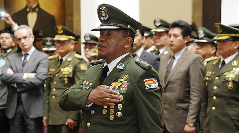 Abel de la Barra, primer comandanteafroboliviano