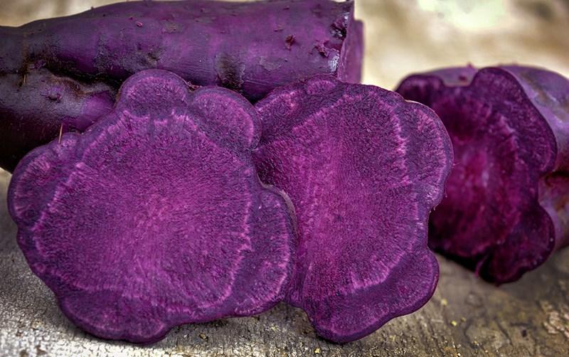 start eating purple @rareseeds#anthocyanin