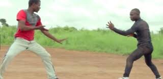 """African Kung Fu! – """"The Town Monger"""" by Malawi KufewaAcrobatics"""