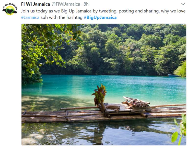 BigUpJamaica - Fi Wi Jamaica